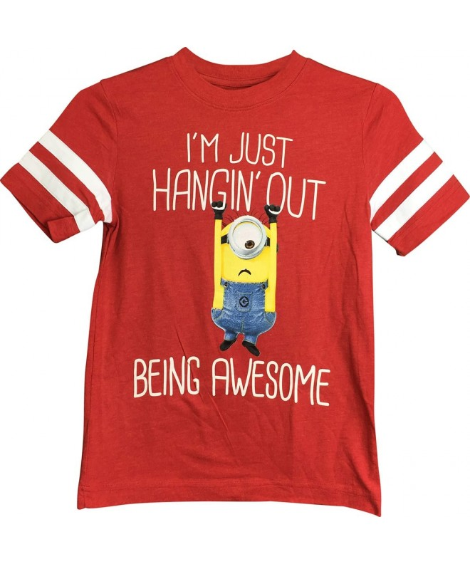 Despicable Minion Hangin Awesome T Shirt