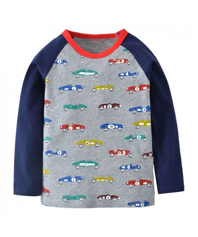 Qtake Fashion Crewneck Childrens Sweatshirt