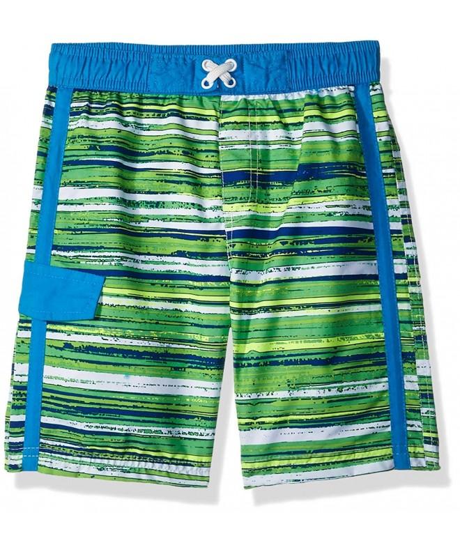 iXtreme Toddler Stripe Trunk Green