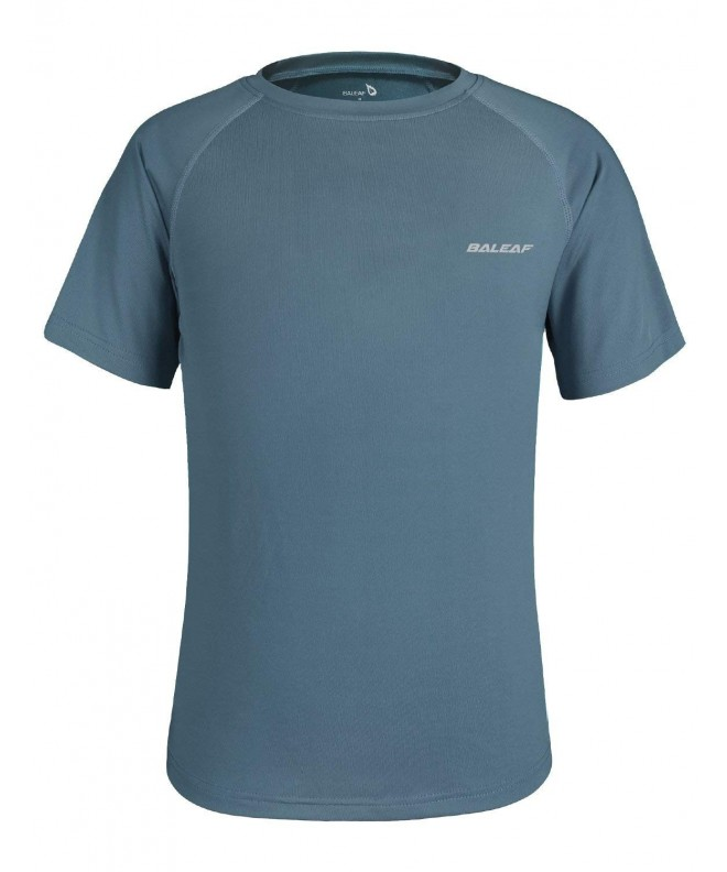 Baleaf Shirts Sleeve Athletic T Shirt