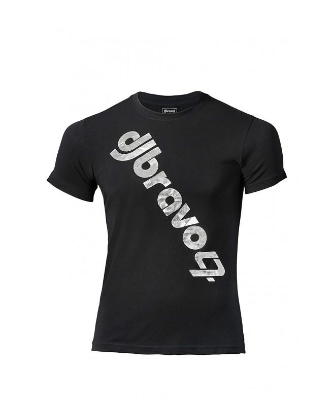 djbravo47 Round Sleeve Shirt Black