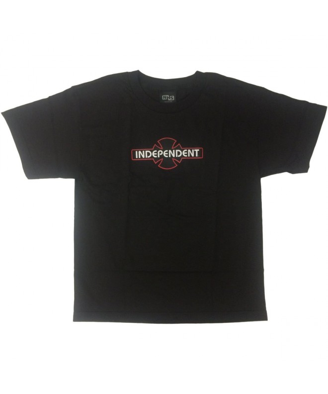 Independent G B C Youth Sleeve T Shirts