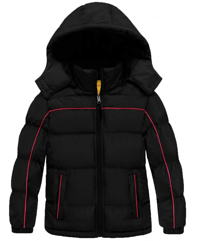 Wantdo Padded Winter Thicken Windproof