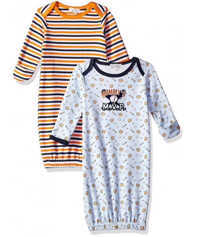Quiltex Toddler Mommys Sleeper Gowns