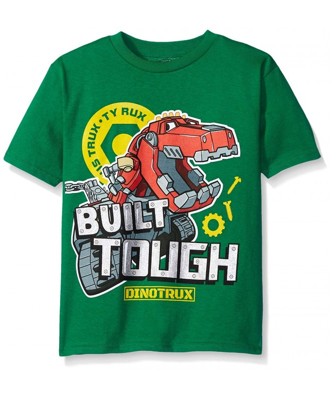 Dinotrux Boys Short Sleeve T Shirt