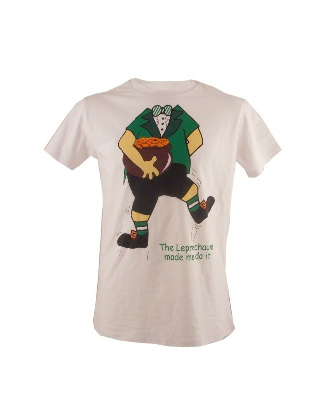 Leprechaun Body Kids T Shirt