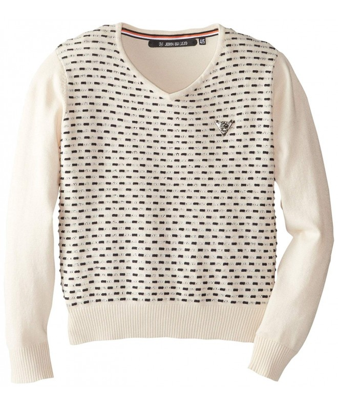 John Biaggio Little V Neck Sweater