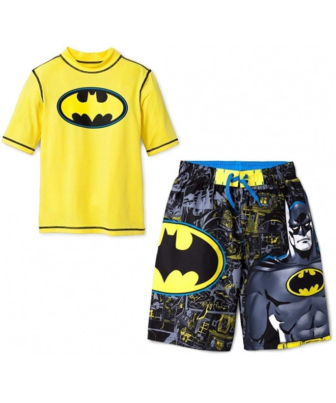 Batman Swim Swimwear Protection Swimsuit