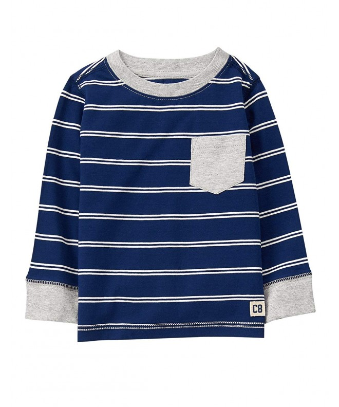 Crazy Boys Guys Long Sleeve Stripe