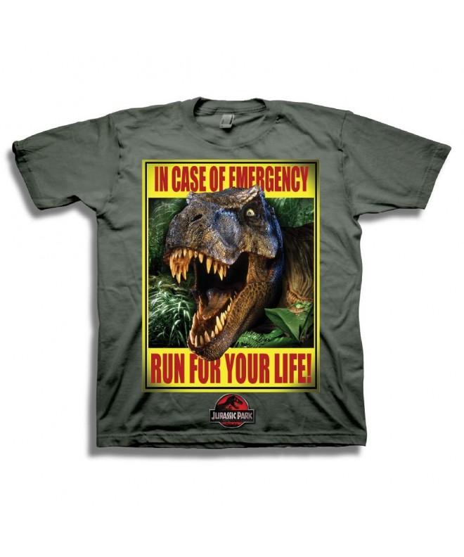 Jurassic Dinosaur Shirt Emergency Response