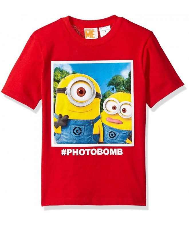 Universal Boys Despicable Movie Shirt