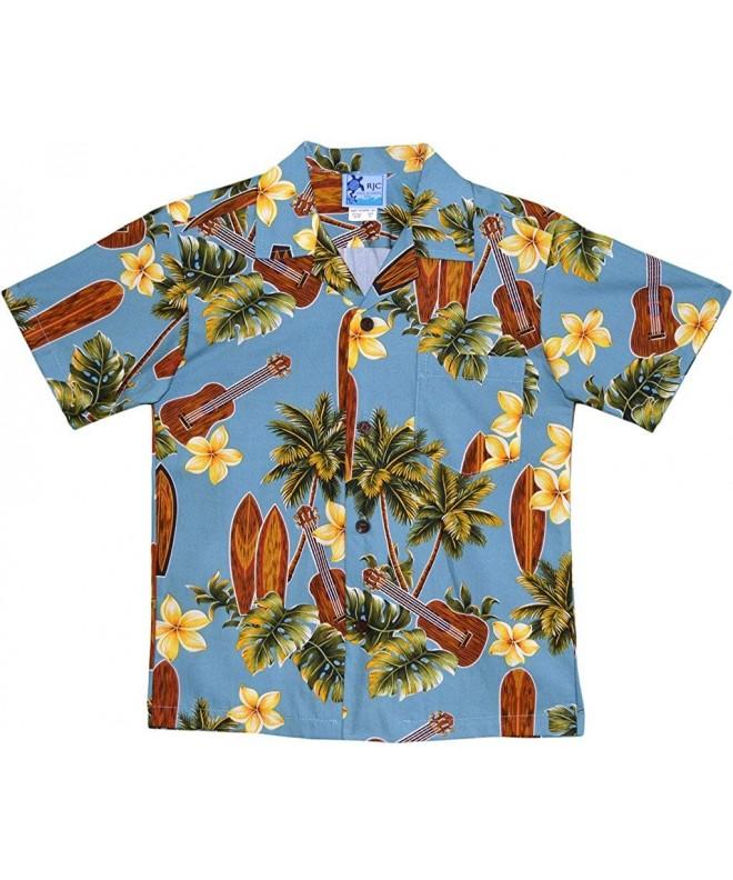 RJC Boys Harmonizing Hawaiian Shirt
