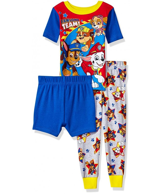 Nickelodeon Toddler Patrol 3 Piece Cotton