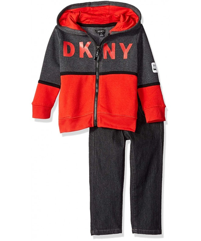DKNY Toddler Lagoon Avenue Fleece