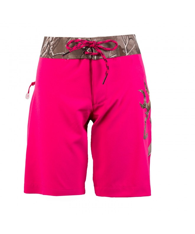 Browning Boardshort Realtree Fuchsia X Large