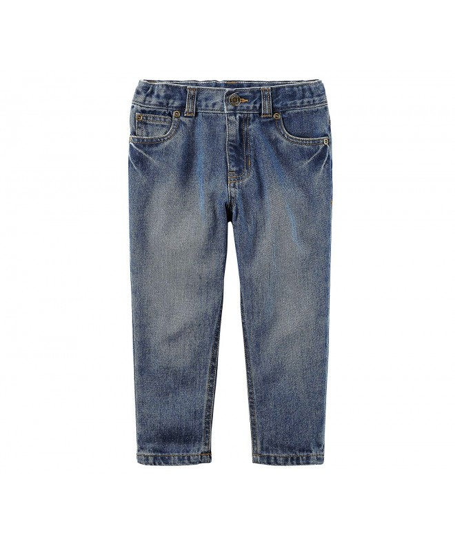 Carters Boys 5 Pocket Straight Jeans