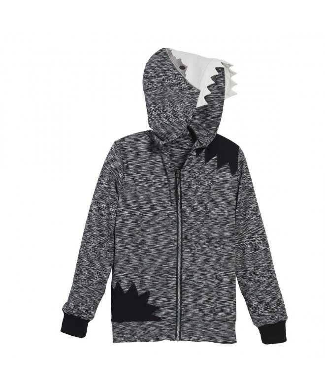 Beachcombers Shark Hooded Jacket Apparel