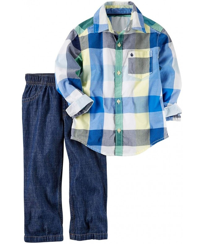 Carters Boys Playwear Sets 249g399