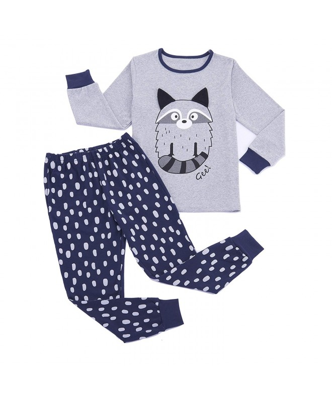 HeMa Island Sleeve Pajamas Sleepwear