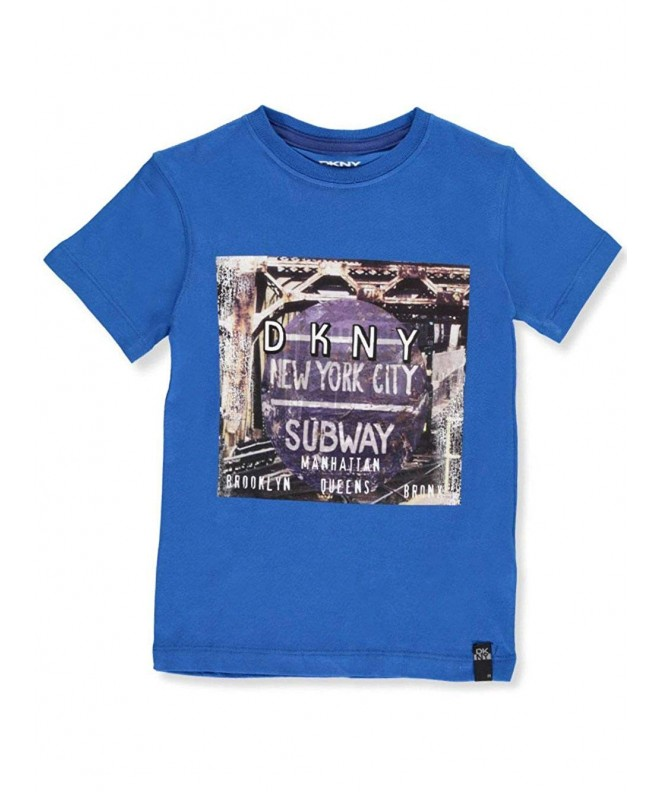 DKNY Little Boys T Shirt Sizes