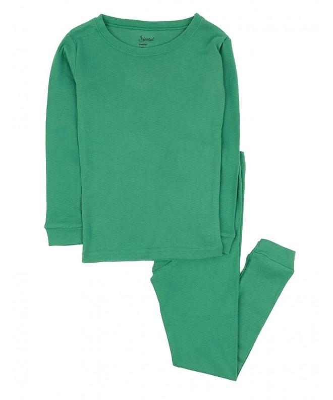 Leveret Pajamas Colors Pajama Cotton