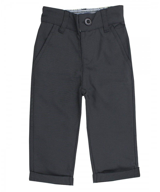 RuggedButts Little Boys Dress Pants