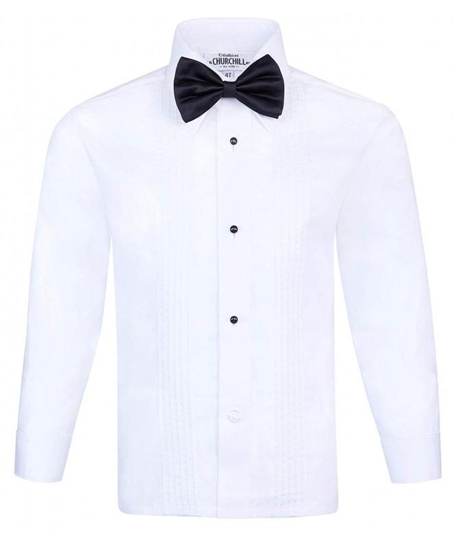 S H Churchill Co White Tuxedo
