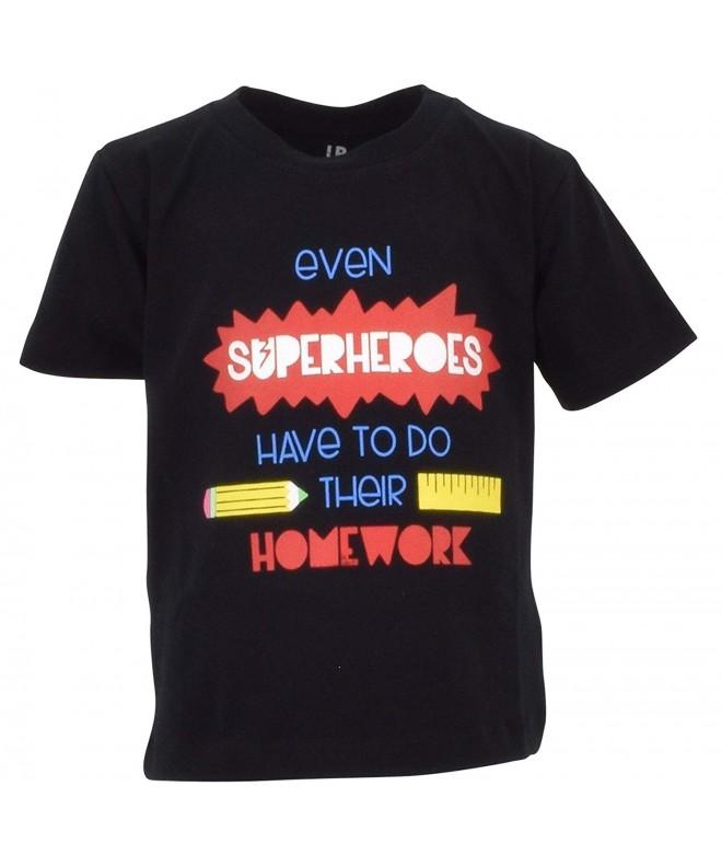 Unique Baby Heroes Homework School