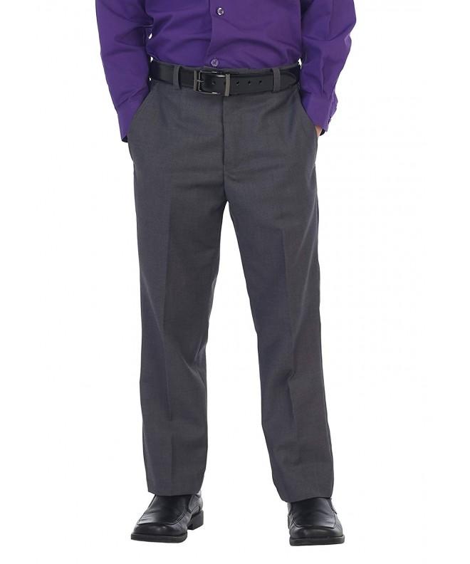 Gioberti Boys Front Dress Pants