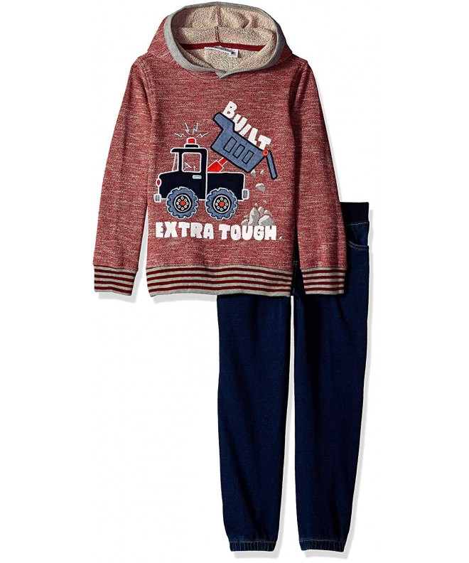 Kids Headquarters Boys Pieces Hoody