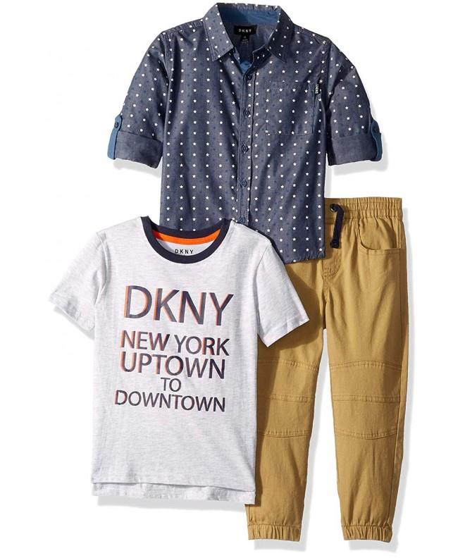 DKNY Avenue Sport T Shirt Twill