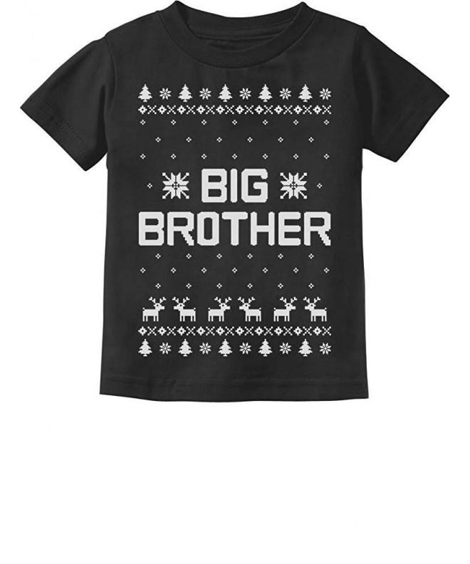 Tstars Brother Christmas Sweater Sibling