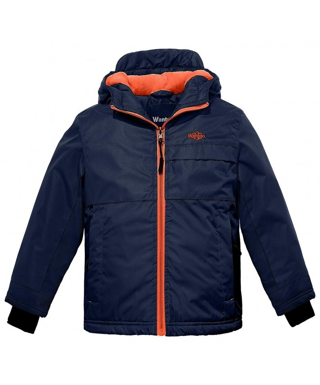 Wantdo Windproof Windbreaker Outwear Camping