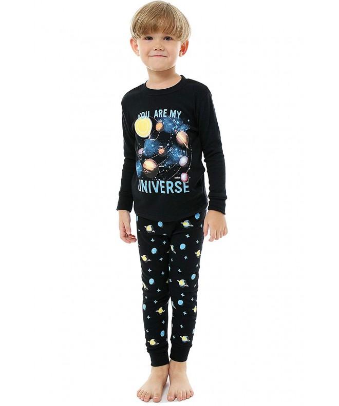 AMGLISE Halloween Pajamas Dinosaur Sleepwear