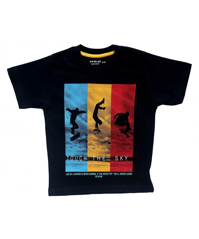 Doreme Boys Tshirt Touch Print