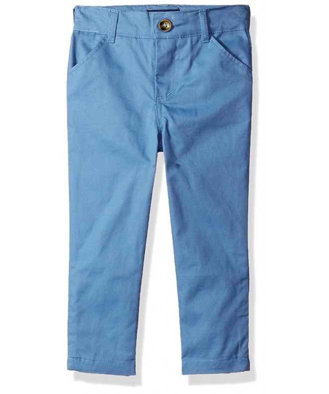 Andy Evan Boys Twill Pant Toddler