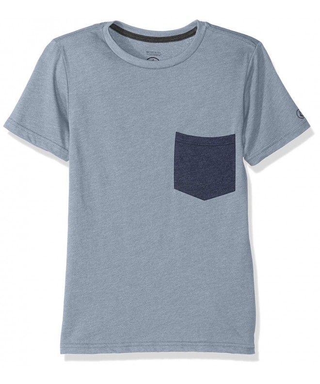 Volcom Heather Pocket Short Sleeve