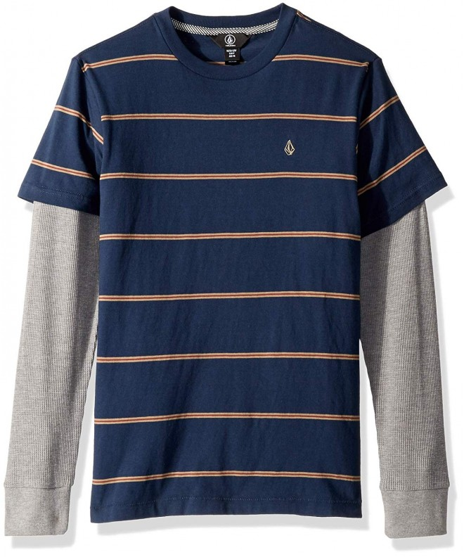 Volcom Boys Joben Sleeve Shirt