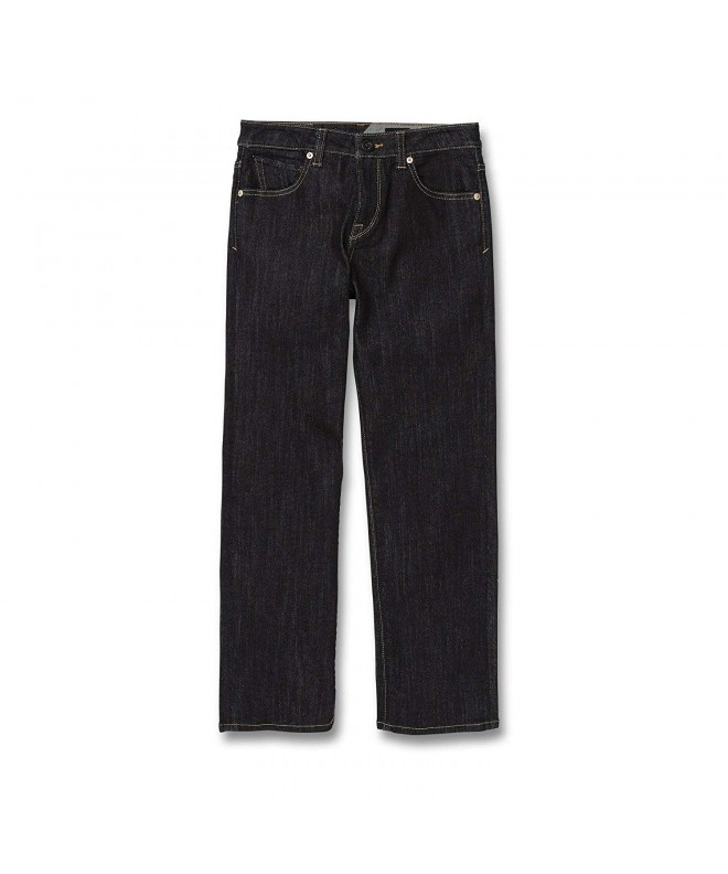 Volcom Boys Kinkade Stretch Denim