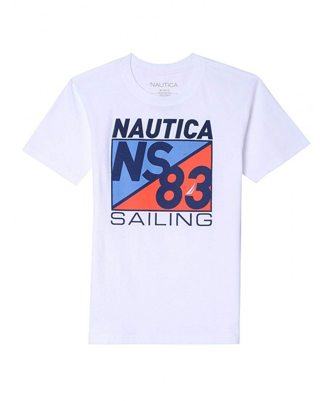 Nautica Little Sailing Graphic T Shirt