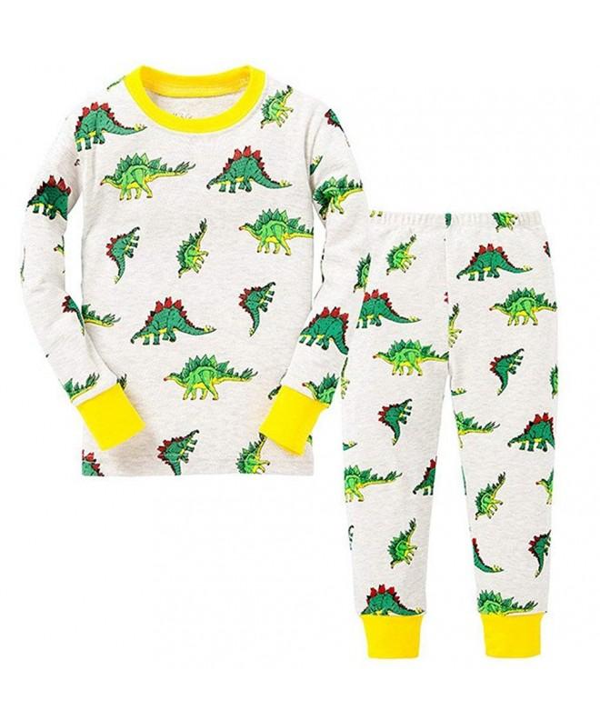 Pandaprince Little dinosaur Pajama Cotton