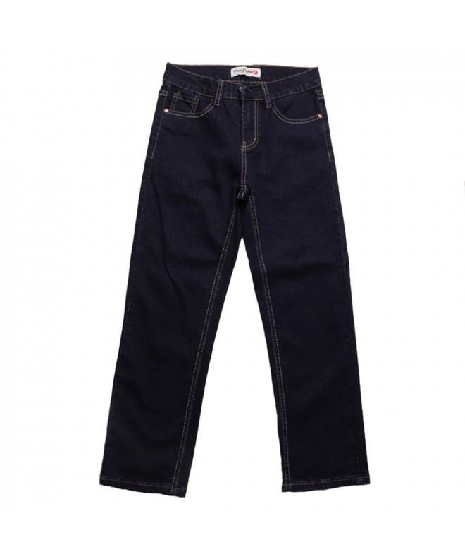 strech holes adjustable waist denim