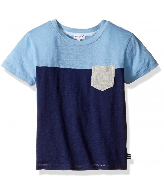 Splendid Boys Short Sleeve Pocket