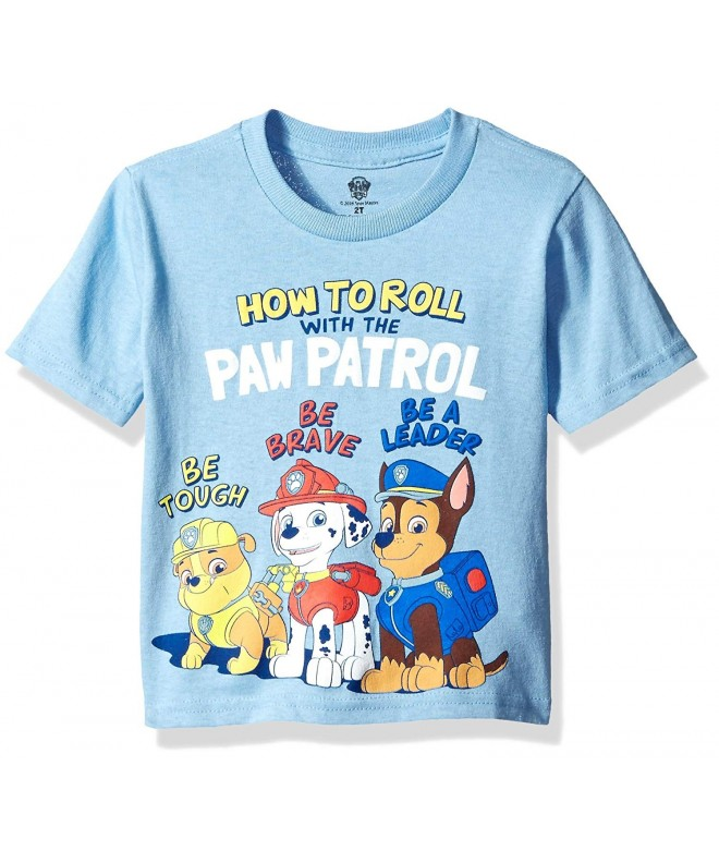 Patrol Toddler Short Sleeve T Shirt