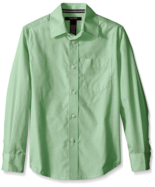 Nautica Boys Long Sleeve Shirt
