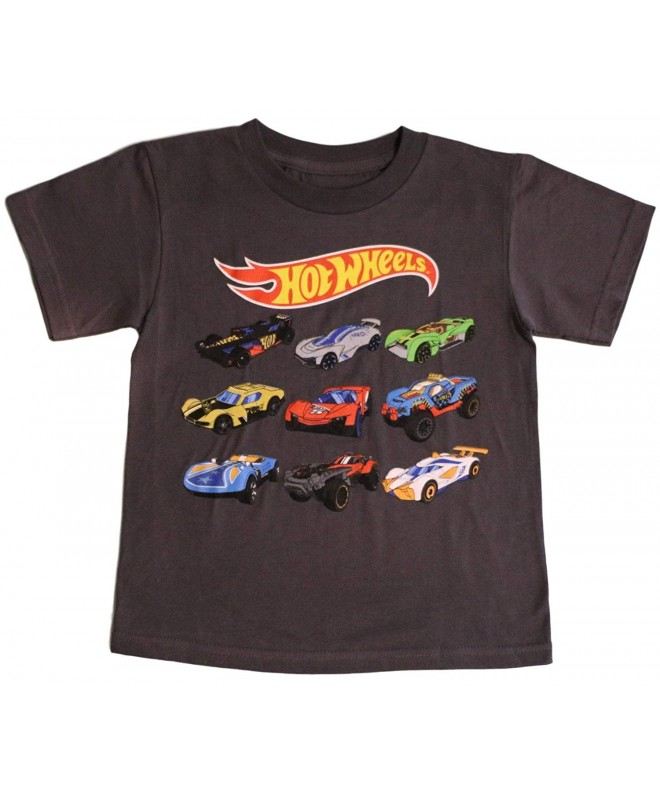 Hot Wheels Little Boys Grid