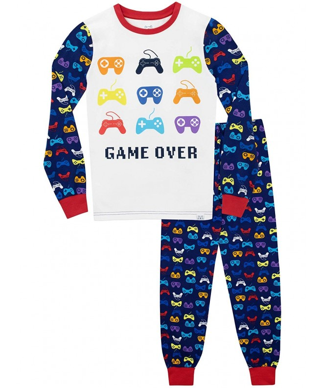 Harry Bear Boys Gaming Pajamas