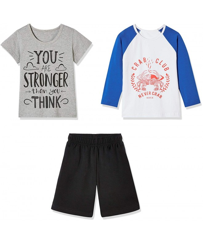 Sprout Star T Shirts Shorts Cotton