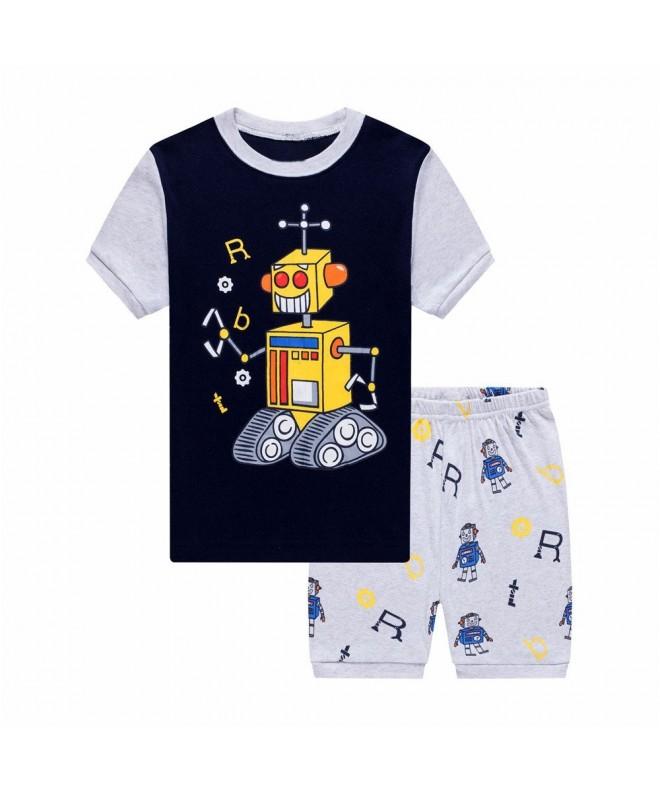 Pajamas Toddler Sleepwear Clothes Summer