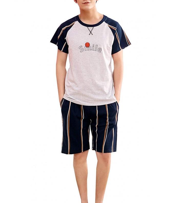 Summer Sleepwear Lounge Sleeve T Shirt
